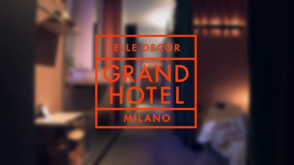 Eventi pop up Elle Decor Grand Hotel - eventi temporary shop