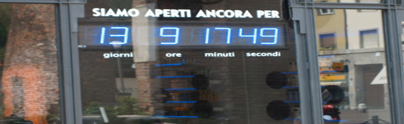 Gestione affitti Temporary Store